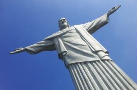 Üks modernsetest maailmaimedest - Kristuse kuju RIo de Janeiros