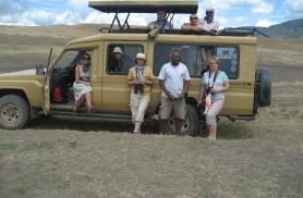 safaril Tansaanias