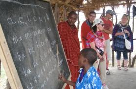 Tansaania koolis