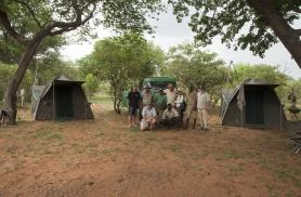 laager ekspeditsioonil