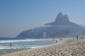 Lebloni rand Rio de Janeiros